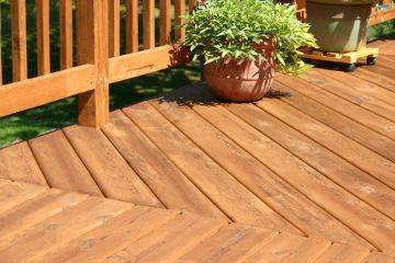 Deck building by Torres Painting Inc