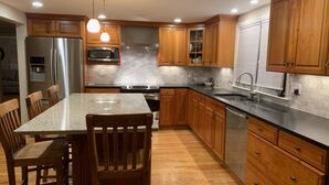 Before & After Kitchen Remodel in Framington, MA (1)