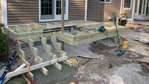 Deck Building in Ashland, MA (1)