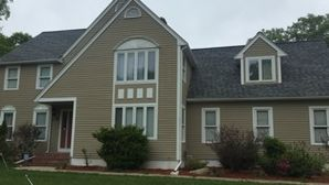 Before& After Exterior Painting in Ashland, MA (2)