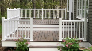 Deck Refinishing in Northborough, MA (1)